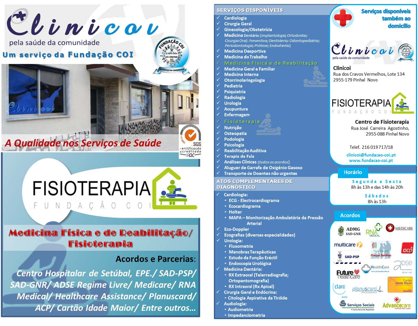 CLINICA FISIOTERAPIA NET
